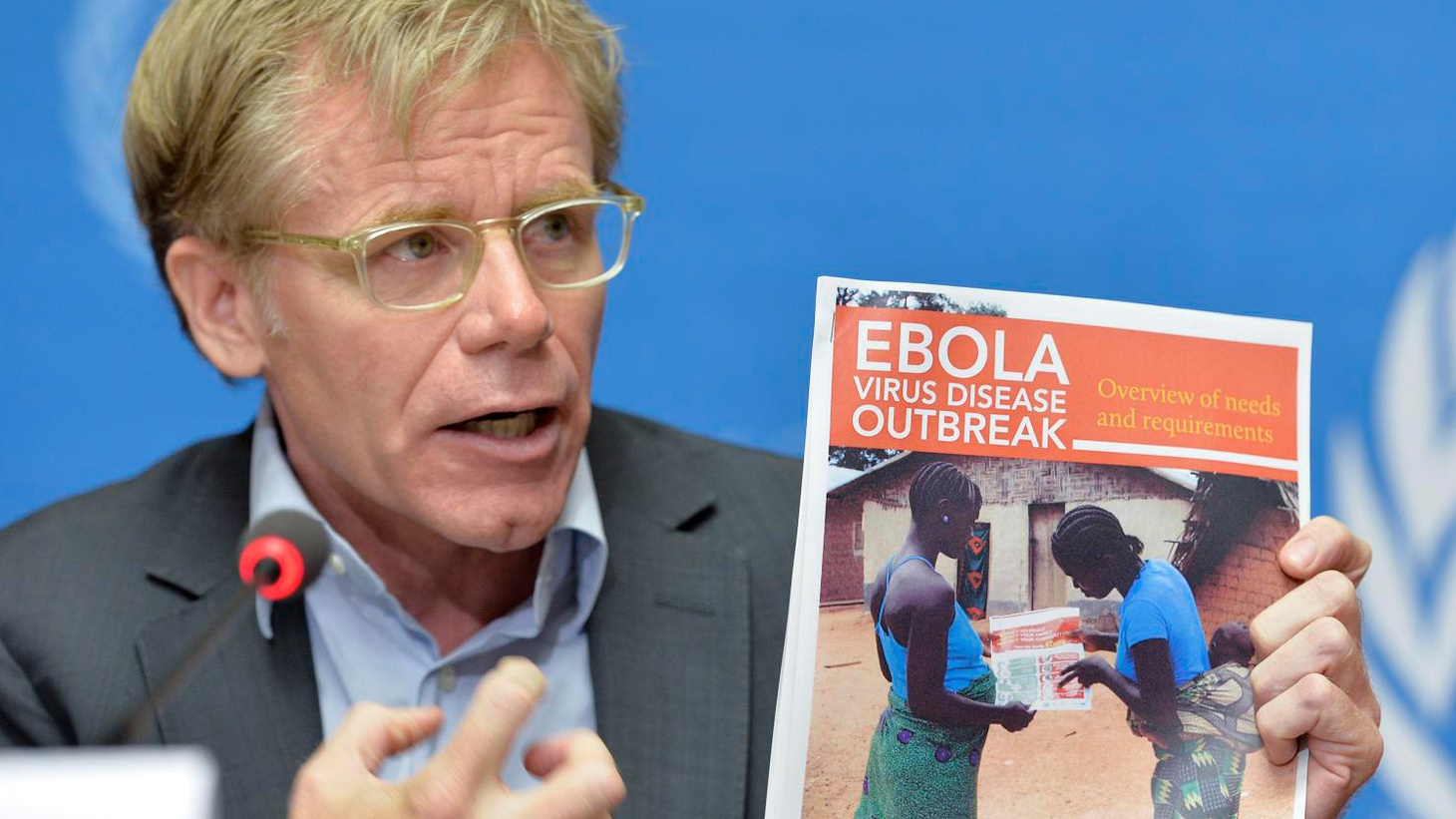 President Obama plans to announce a new response to the Ebola epidemic in West Africa today. We discuss whether the plan goes far enough. And we talk with an emergency medical worker who's in Liberia fighting the outbreak.