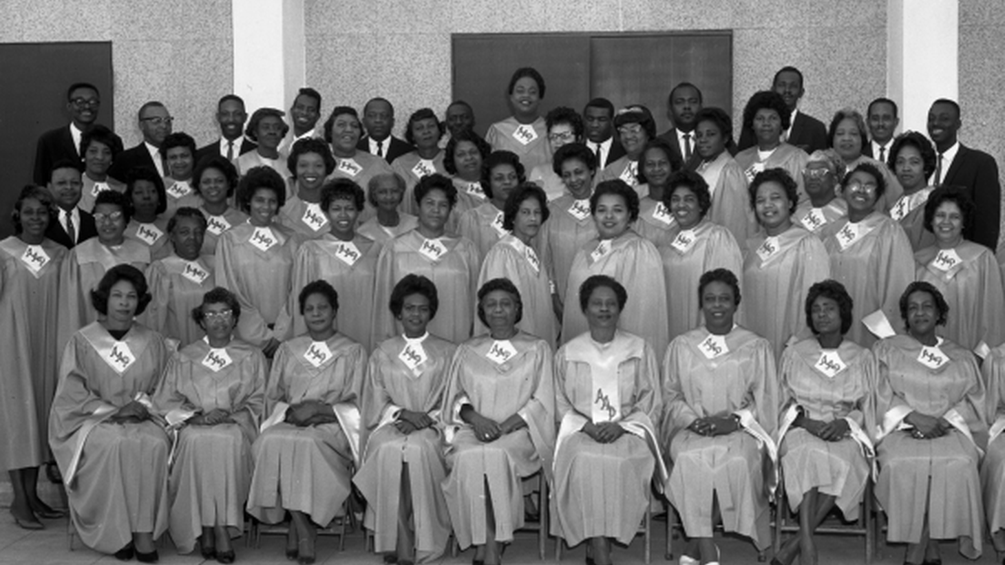 """""""How Sweet the Sound,"""" a new exhibit at the California African American Museum, charts how LA has been an epicenter of gospel."""
