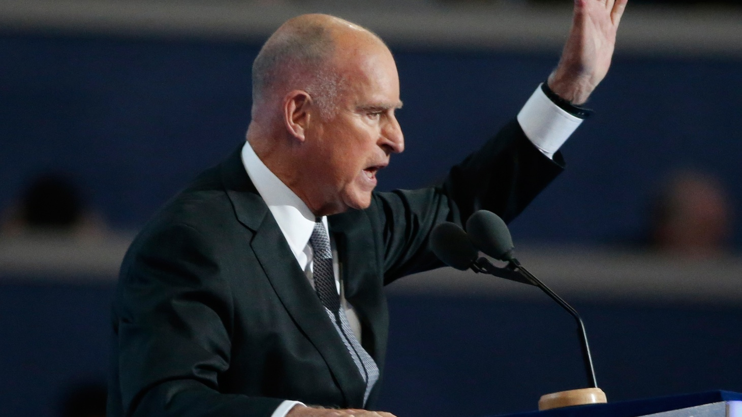 In his annual State of the State address, Governor Jerry Brown talked about ways California will resist President Trump's agenda. He did not mention the state's projected $1.6 billion budget deficit. We get a debrief of Brown's address and his budget proposal.