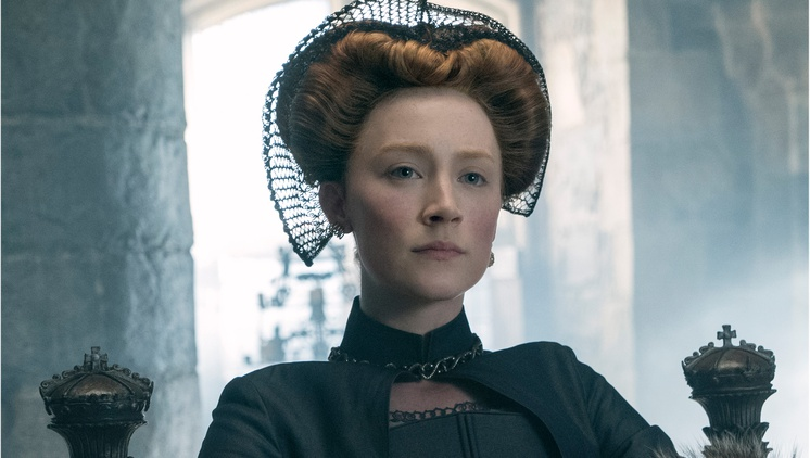 "Our critics review ""Mary Queen of Scots,"" starring Saoirse Ronan and Margot Robbie; ""Ben is Back,"" starring Julia Roberts and Lucas Hedges; ""Tyrel,"" directed by Chilean director…"