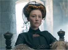 "Margot Robbie transforms for ""Mary Queen of Scots"""