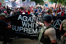 The White House and white supremacy after Charlottesville violence
