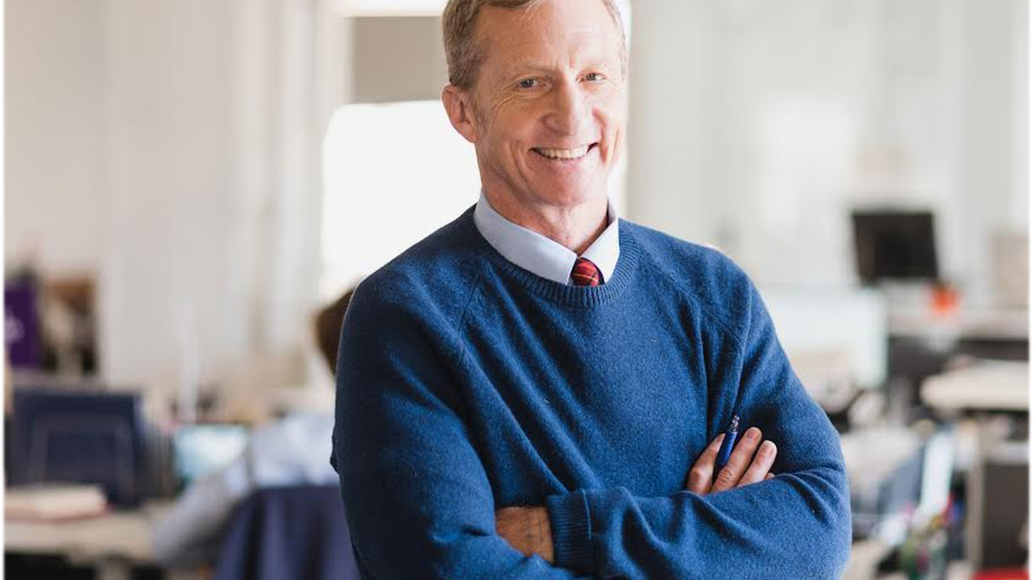 Donald Trump calls out California billionaire Tom Steyer for airing ads calling for his impeachment. Steyer fires back. He's here to talk about his mission to remove the President from office and why it's not a quixotic campaign.