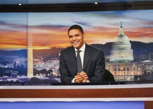 Trevor Noah on his brand of political comedy