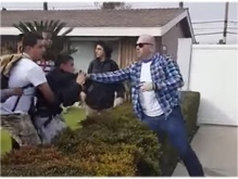 Trouble in Anaheim between Latino teens and white law enforcement