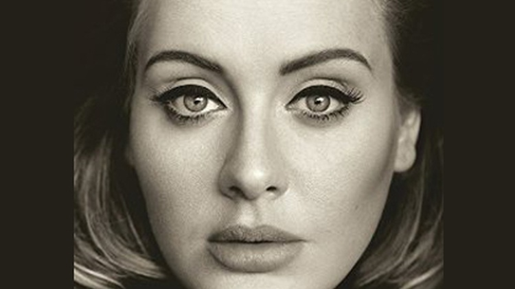 Adele's new album, 25, has broken the music industry's record for most albums sold in a single week. And the week is barely halfway through!