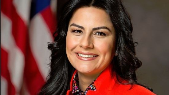 Congresswoman Nanette Diaz Barragán.
