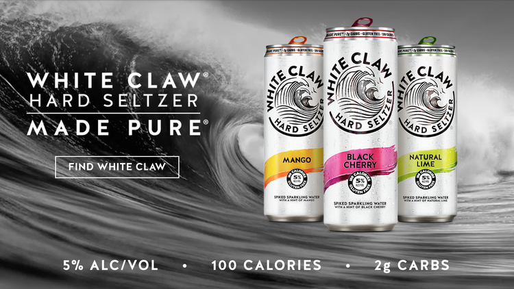 Hard seltzer is the latest drinking craze. With its relatively low calorie count and La Croix-esqe bubbles, it has attracted the millennial drinker.