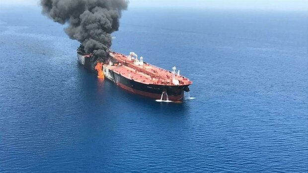 President Trump says there's absolutely no doubt that Iran was behind attacks this week on two oil tankers in the Gulf of Oman. This follows the U.S.
