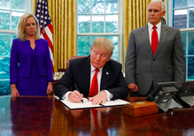 Trump signs order banning family separations, so what's next?