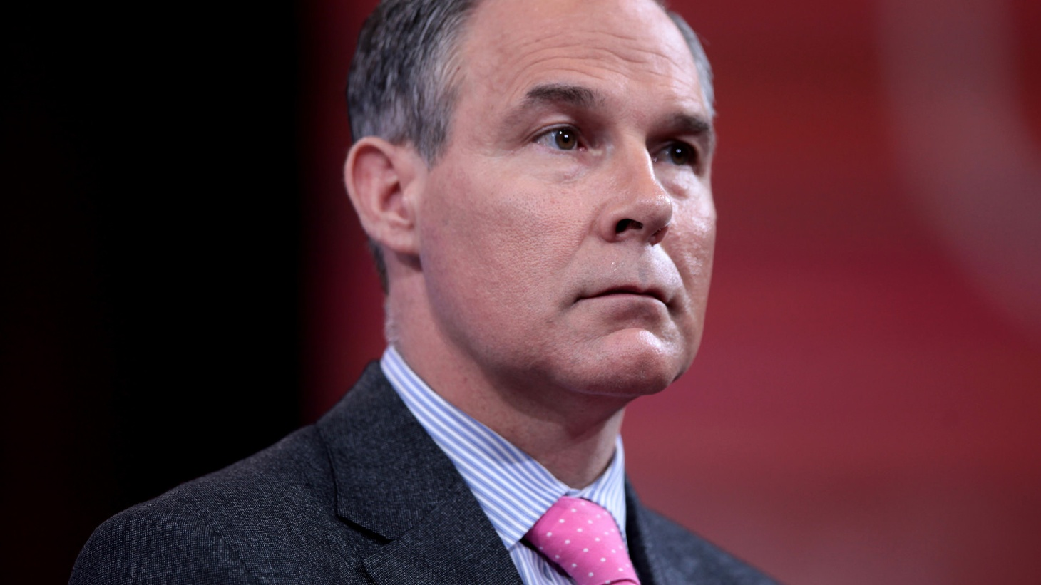 Donald Trump picks a climate change denier and opponent of federal environmental rules to head the Environmental Protection Agency. What will California do to protect its air and water from what will likely be a loosening of federal rules?