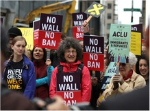 Trump's travel ban goes to 9th Circuit Court