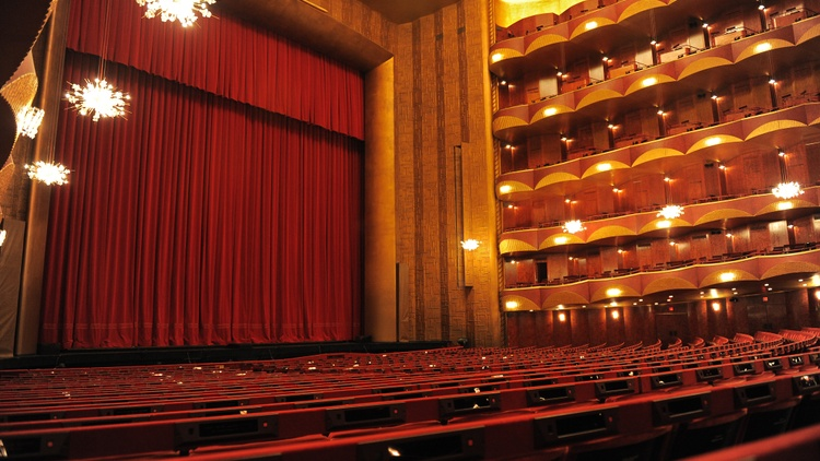 """The Met Opera is streaming content from its archive for free. """"The performing arts are so important. ..."""