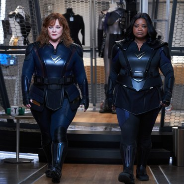 """Critics review """"Voyagers,"""" about a group of genetically engineered teenagers in outer space; """"Thunder Force,"""" a Netflix original comedy starring Melissa McCarthy and Octavia Spencer as…"""