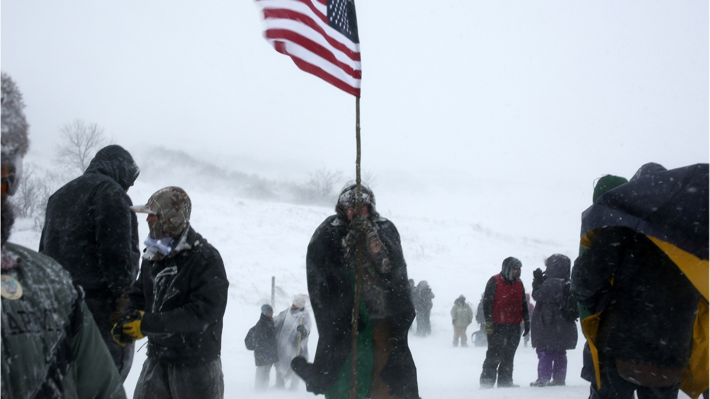 The Trump administration has allowed construction to resume on the Dakota Access Pipeline, so the opposition has asked a court to intervene. A watchdog group has issued California Governor Jerry Brown critical grades on the environment.