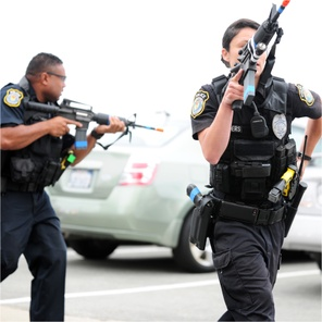 US Supreme Court considers when police can open fire