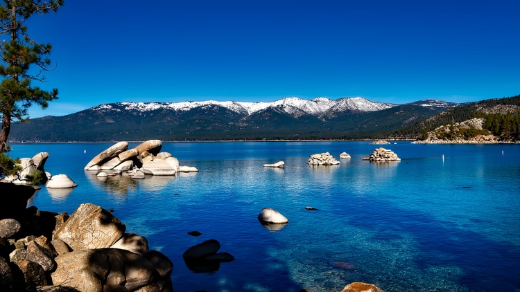 The famed crystal clear water of Lake Tahoe has become a lot less clear over the years. There are lots of suspects: algae, runoff, fertilizer, erosion.