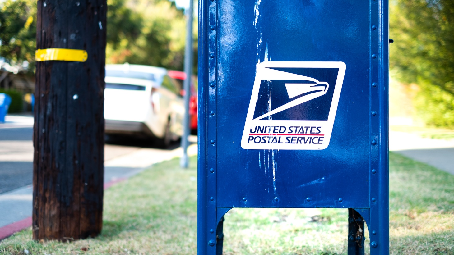 There's growing concern over whether the U.S. Postal Service will be able to handle the mass move toward voting by mail this November because of the pandemic.