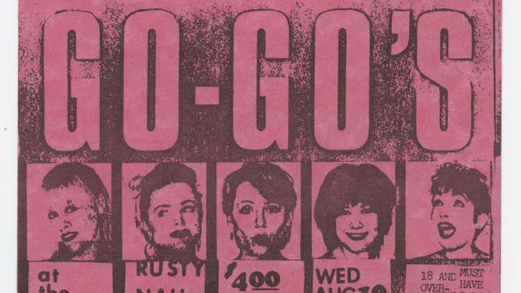"""KCRW speaks with Alison Ellwood, director of """"The Go-Go's"""" film, and Jane Wiedlin, guitarist and backup vocalist for the Go-Go's."""