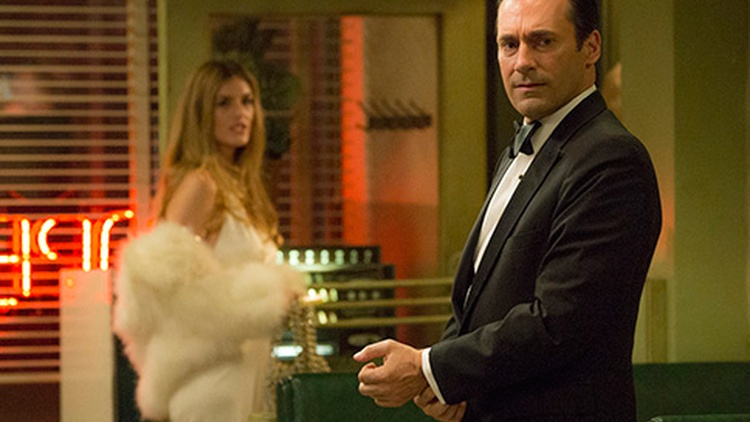 For millions of viewers, last night's season premiere of AMC's Mad Men was the beginning of the end.