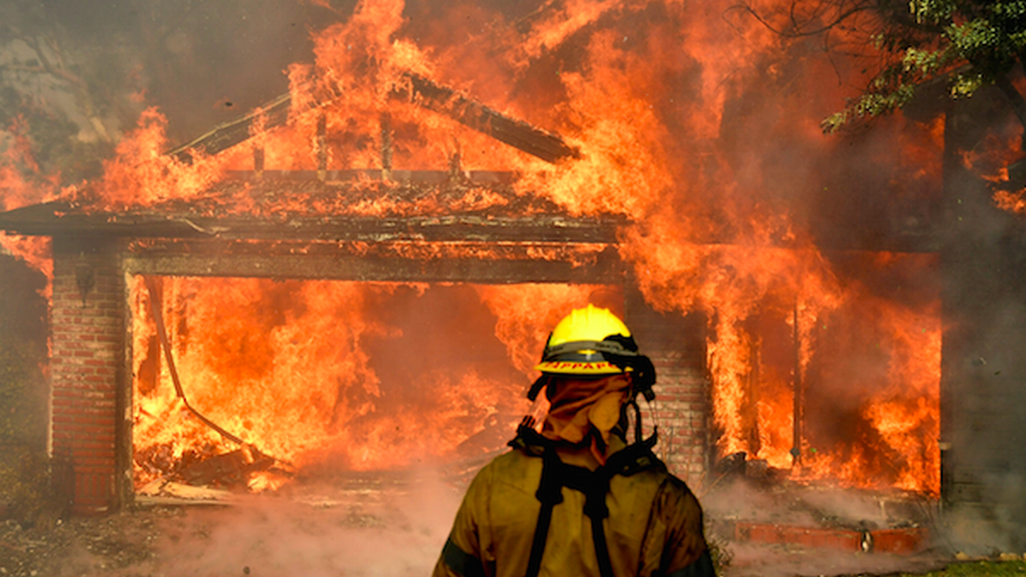 Fires raging out of control in Southern California. Air quality has forced schools to close, and the Santa Ana winds are expected to become even stronger.