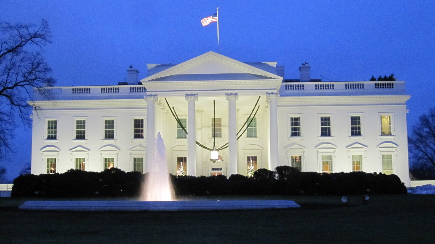 The executive branch, the White House.