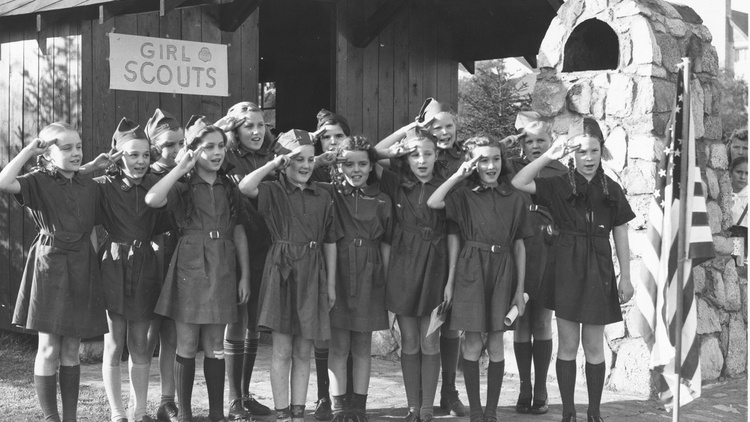 The Boy Scouts of America are now called The Scouts BSA.