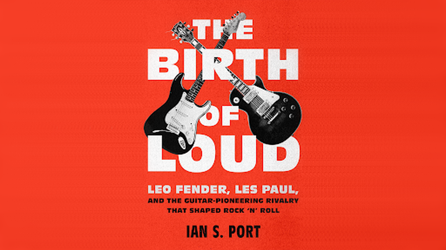 """The cover of """"The Birth of Loud."""""""