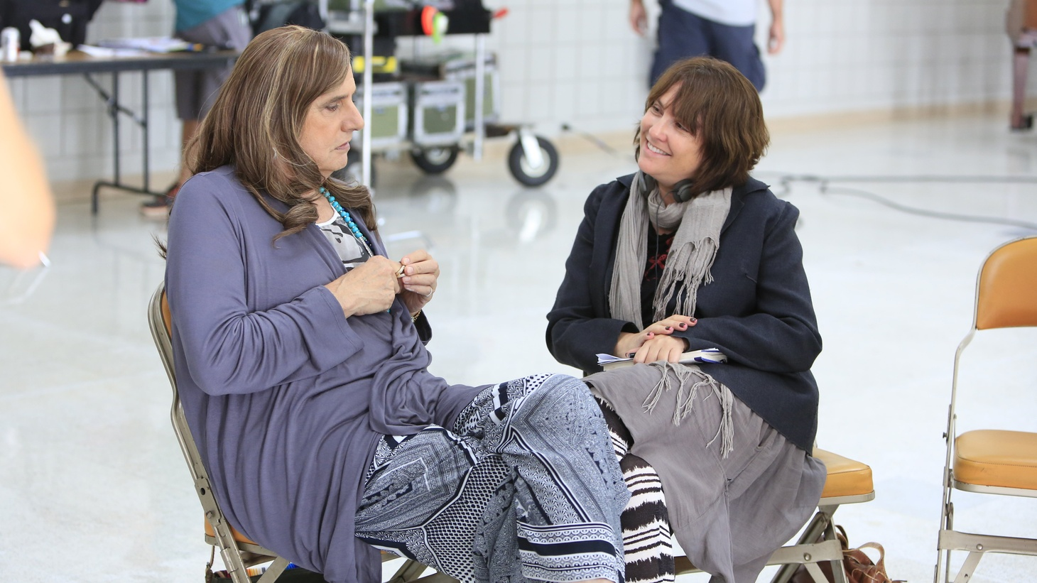 The new Amazon series Transparent depicts a loving but dysfunctional Los Angeles family. In the pilot, family patriarch announces that he's not longer going to hide his secret identity. Jill Soloway created the series. She was a writer on the HBO series Six Feet Under and she wrote and directed the feature film Afternoon Delight.