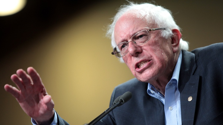 What are the challenges for Bernie Sanders in his presidential bid?
