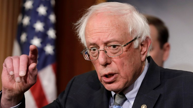 Vermont Senator Bernie Sanders announced this morning he's entering the 2020 presidential race, bringing the Democratic candidate count to 12.