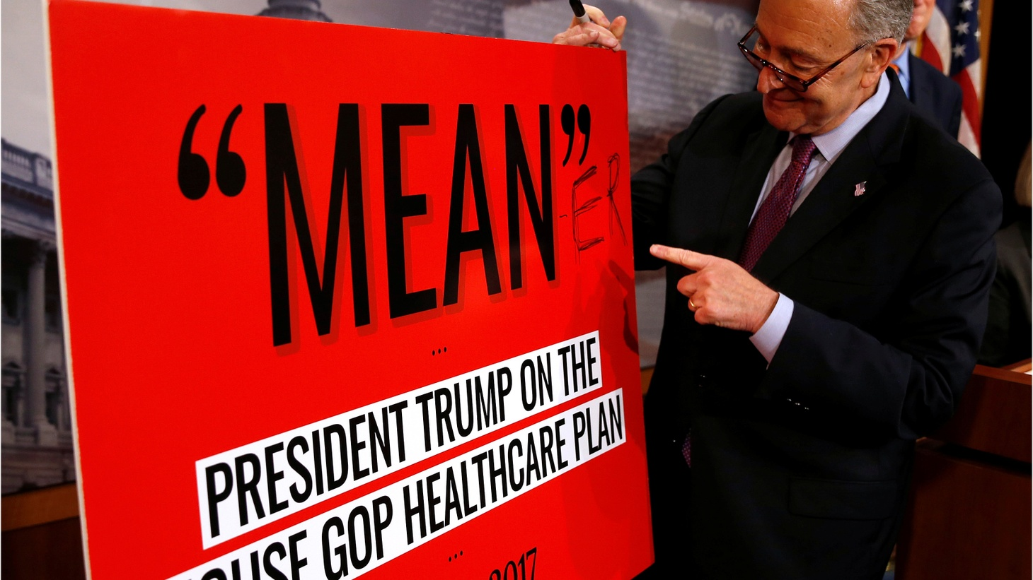The Senate GOP health care bill is the latest effort to dismantle Obamacare. Four conservative senators say they can't support it, but are they just playing politics? What will the moderates do?