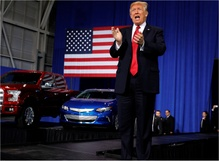 What do Trump's new emissions standards mean for fuel efficient cars?