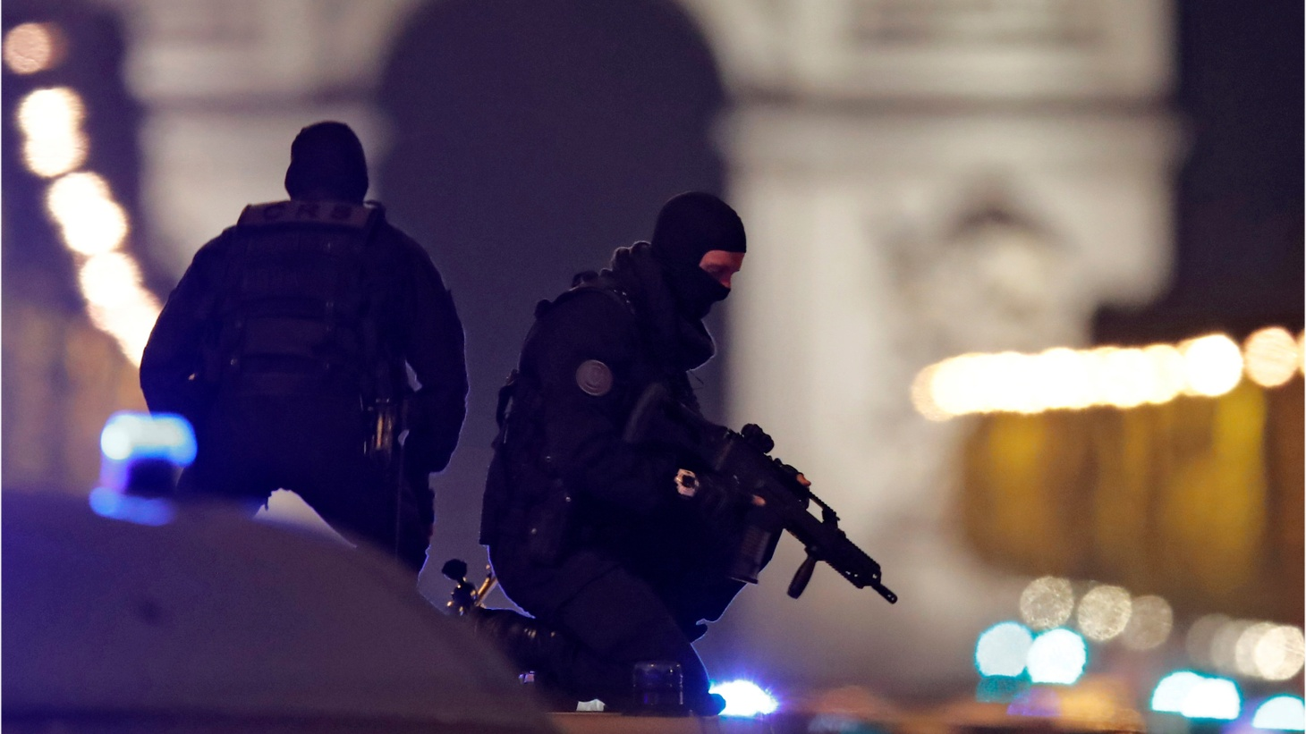 There was another terrorist attack in Paris Thursday. A police officer was killed, two other officers were wounded, and the shooter was killed. Officials are calling the attack terrorism. There have been more than a half dozen terrorist attacks in France over the past two years.