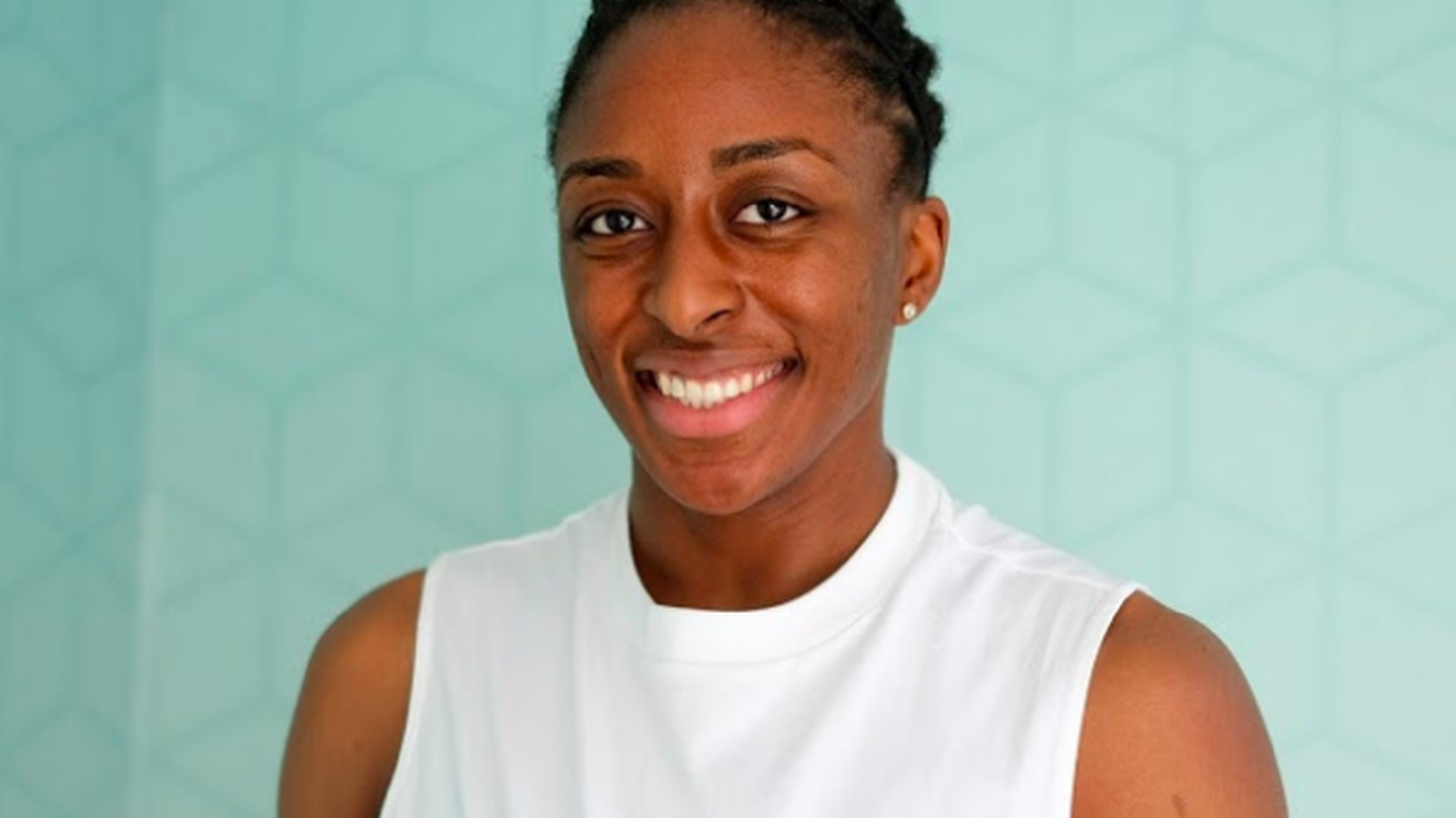The LA Sparks are considered one of the top teams in the WNBA. Nneka Ogwumike is a power forward on the team. She says the pay is so low that many women play abroad in the off-season. She herself plays in Russia in the winter.