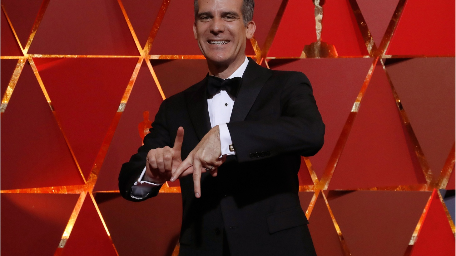 Tuesday's election in Los Angeles gave a big win to Mayor Eric Garcetti and the city council members up for re-election. Also, voters said no to a measure that would have temporarily stopped development.
