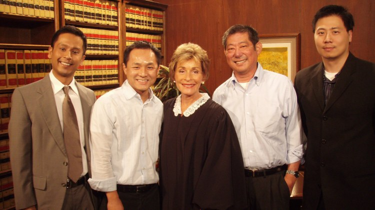 Judge Judy has been on TV for two decades, resolving real-life small claim disputes. She's the queen of daytime television, beating Ellen DeGeneres, Dr.