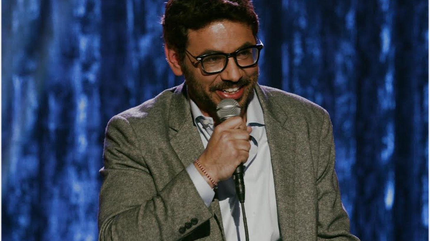 "Al Madrigal was the ""Senior Latino Correspondent"" on the Daily Show. He's half Mexican, but barely speaks Spanish. His new Showtime comedy special tells a story of revenge against his daughter's ballet teacher. 