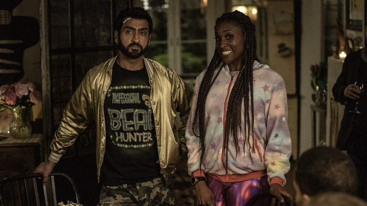 "Critics review ""The Lovebirds,"" a murder-mystery romance on Netflix starring Issa Rae and Kumail Nanjiani; ""Blood Machines,"" about two people who try to find a machine that escaped…"