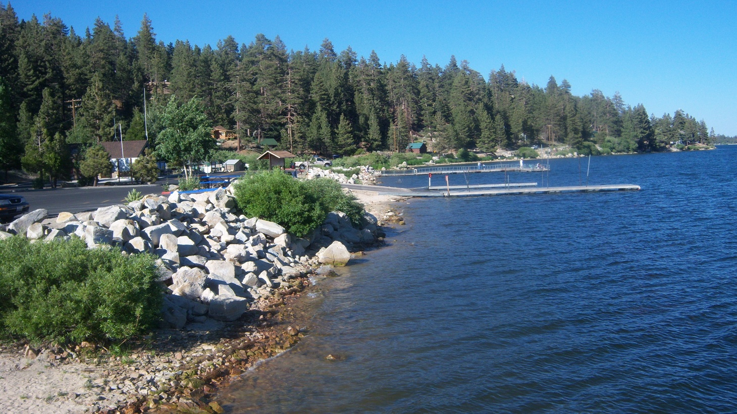 After 10 weeks of closures, Big Bear Lake's economy is hanging by a thread, according to City Manager Frank Rush.