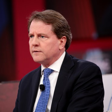 Former White House Counsel Don McGahn was a no-show at today's House Judiciary Committee hearing. On orders from the White House, McGahn defied the committee's subpoena.