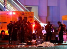 What we know about the Las Vegas mass shooting