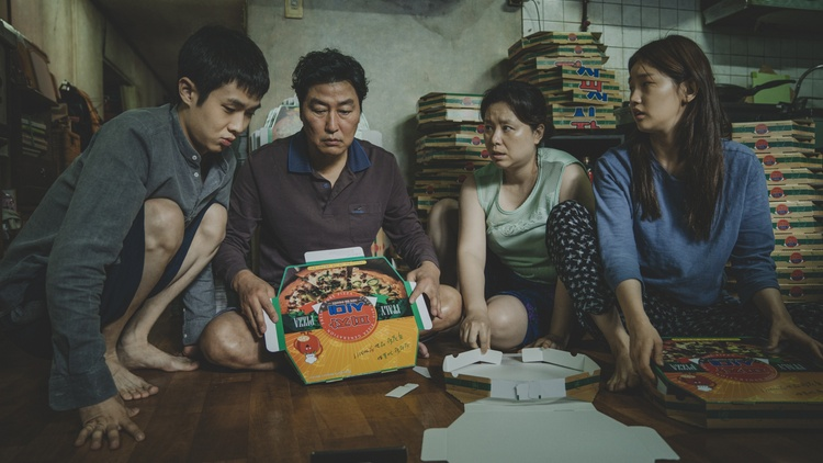 """Our critics review """"Parasite,"""" from Korean director Joon-ho Bong, a poor family and a rich family who become entangled; """"Gemini Man,"""" a thriller directed by Ang Lee and starring Will…"""