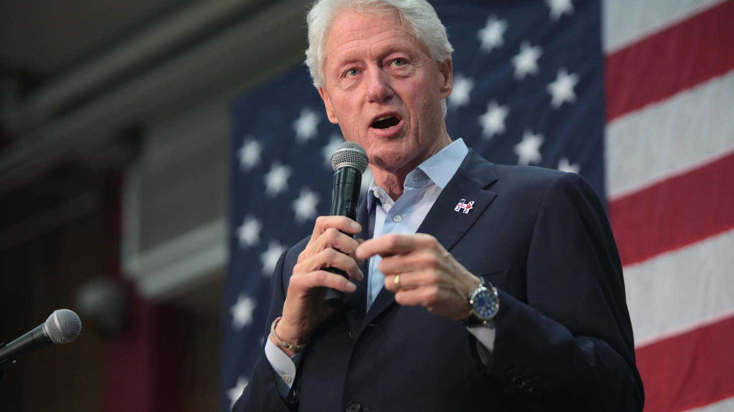 Bill Clinton has announced changes to The Clinton Foundation should Hillary be elected president. And former Trump campaign manager Paul Manafort is still facing questions about his pro-Russian ties.