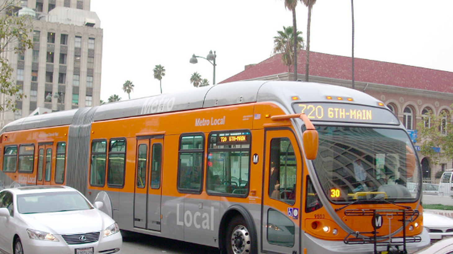 Last year, Los Angeles voters passed a measure to generate $120 billion for transit projects. But public transit ridership has dropped 15 percent over the last five years. Why aren't more commuters opting for the train or bus?