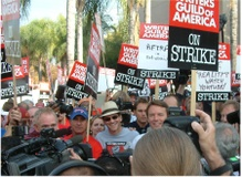 What's at stake if Hollywood writers strike?