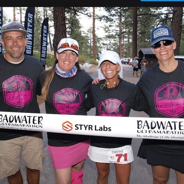 The annual    Badwater    ultramarathon begins tonight in Death Valley, where the temperature is expected to reach 113 degrees.