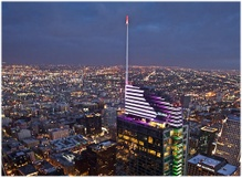 LA skyline gets a new addition: $1.2 billion Wilshire Grand