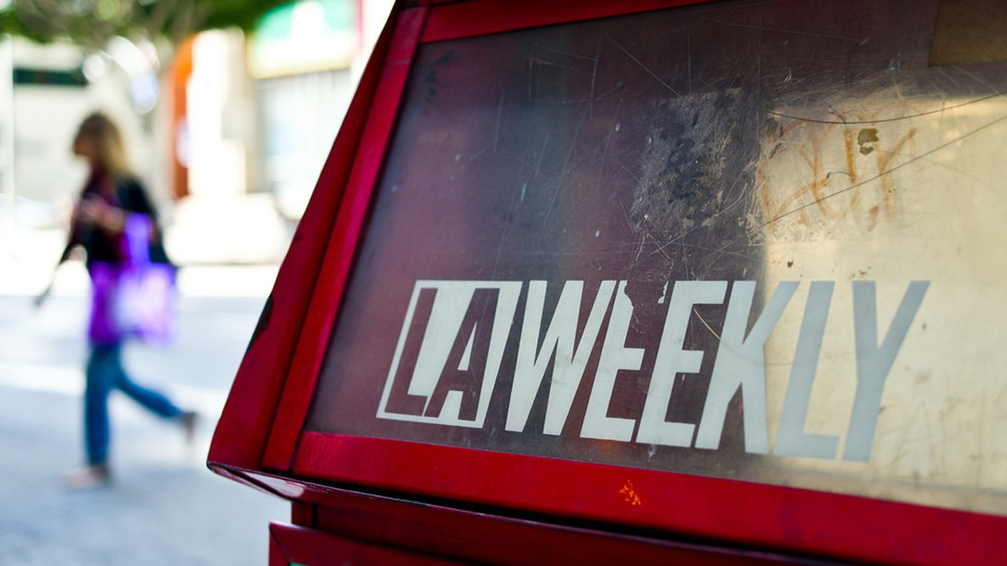 Yesterday, new owners at the LA Weekly laid off nine of its 13 editorial staffers. There isn't much clarity on what's next for the paper.