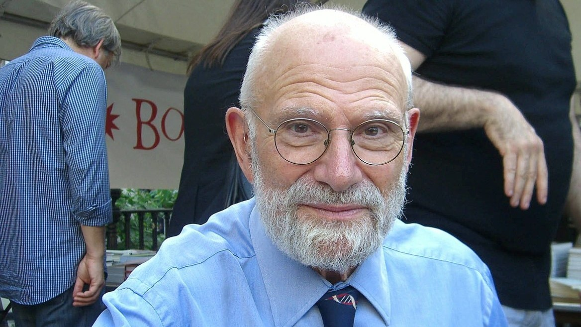 Neurologist and writer Oliver Sacks at the 2009 Brooklyn Book Festival.